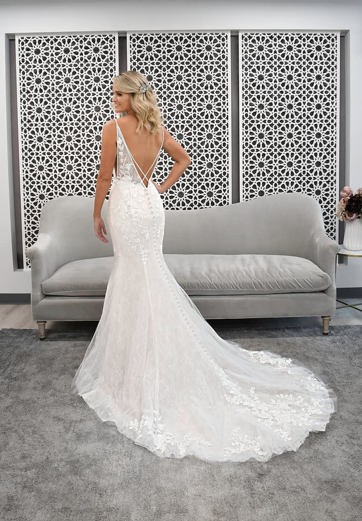 Stella York 7266 - Back