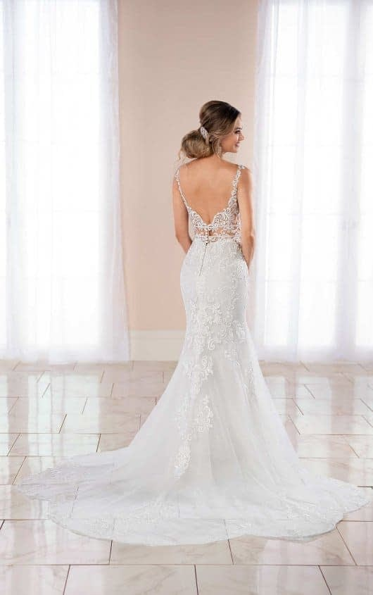 Stella York 6914 - Back