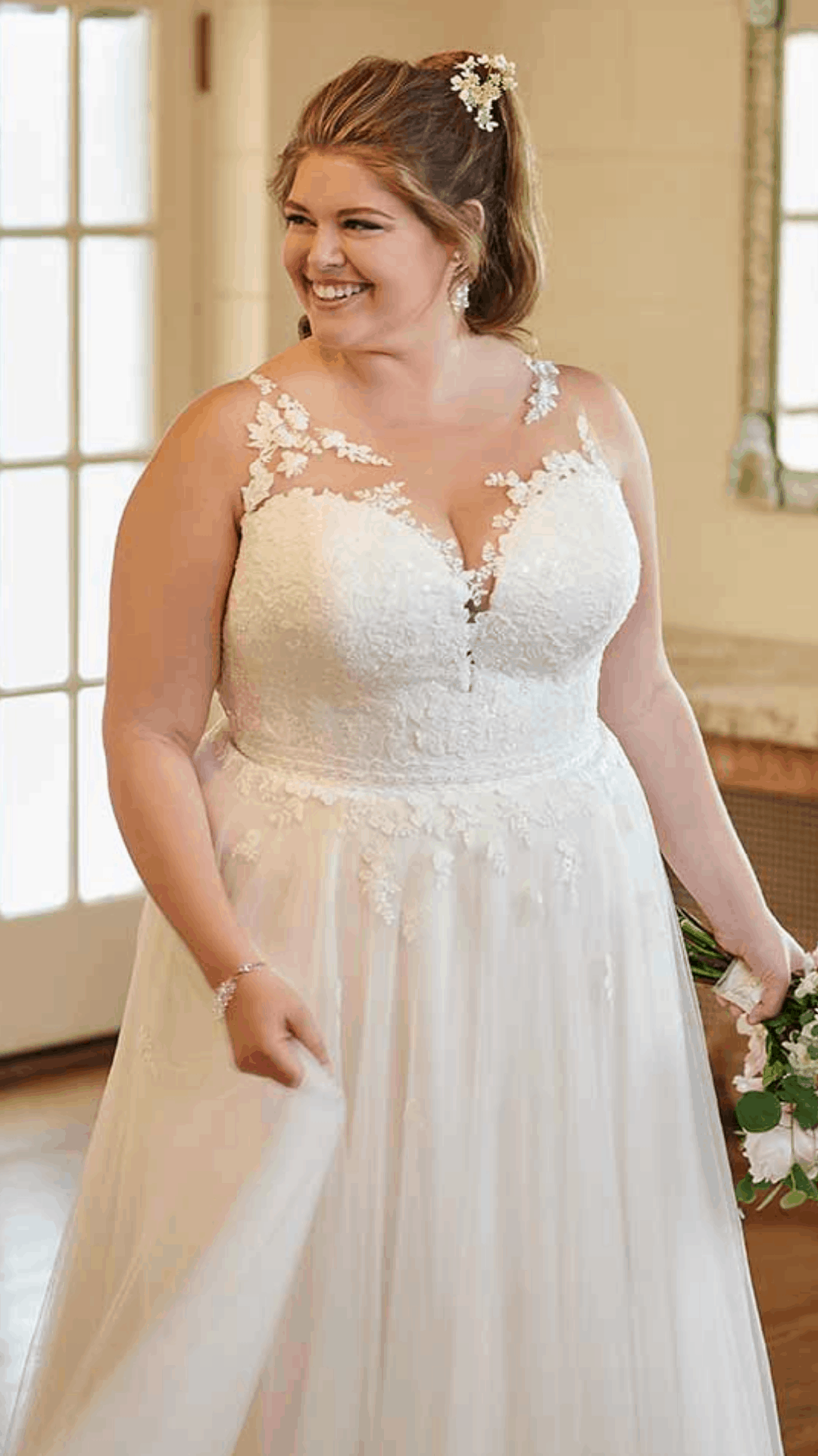 plus size every body every bride